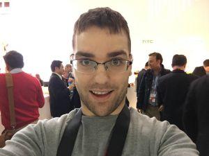 selfie avec iPhone 6