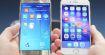 Galaxy S6 Edge vs iPhone 6 test
