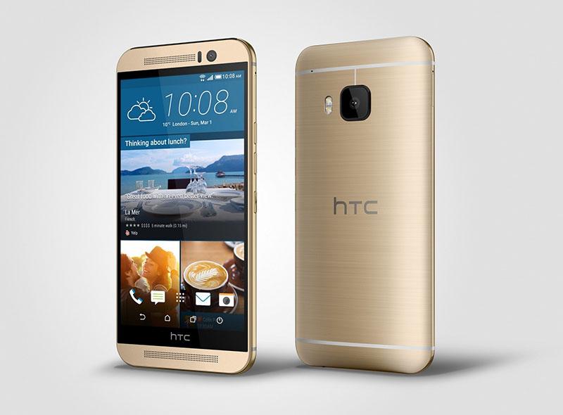 HTC One M9 probleme surchauffe resolu