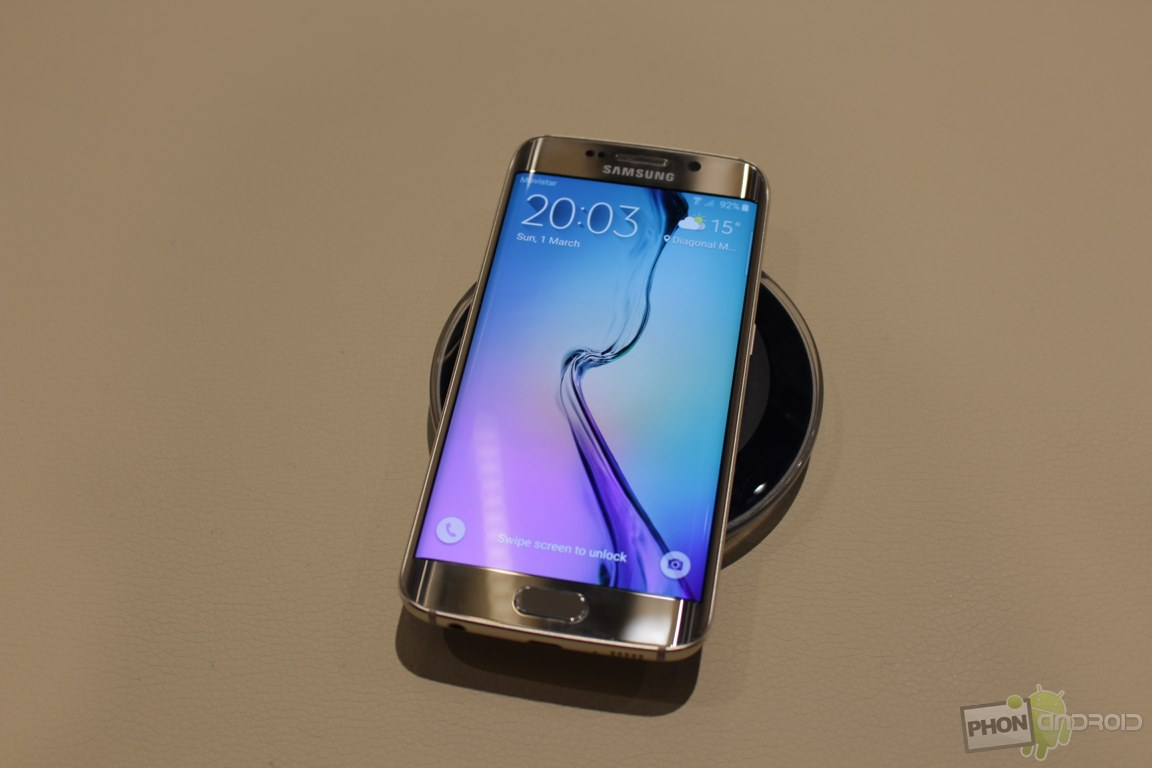 Galaxy S6 Edge écran