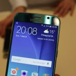 samsung galaxy s6 prise en main video