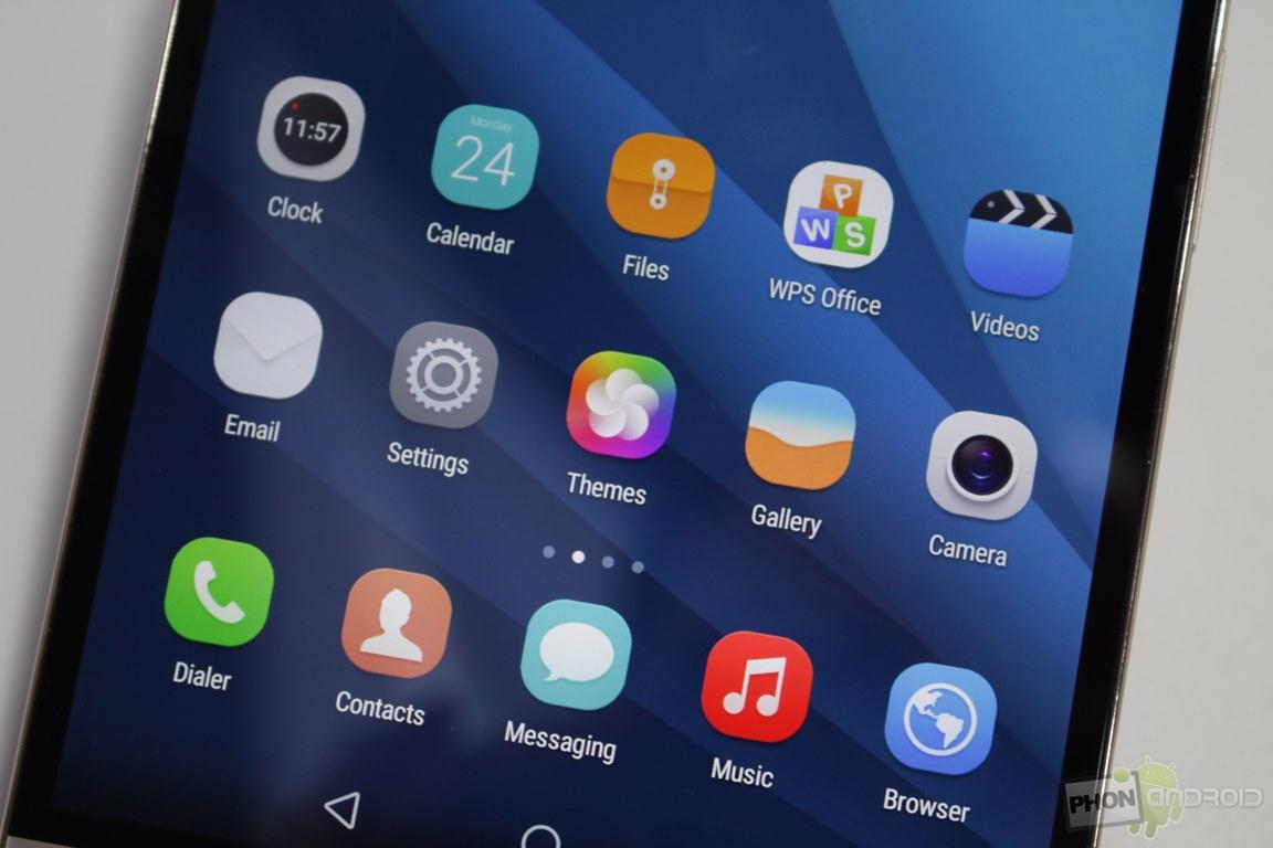Huawei MediaPad X2, le méga-smartphone de 7 pouces avec le ...