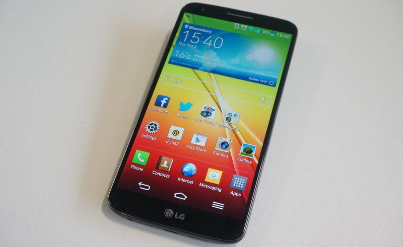 LG G2 mise à jour Lollipop