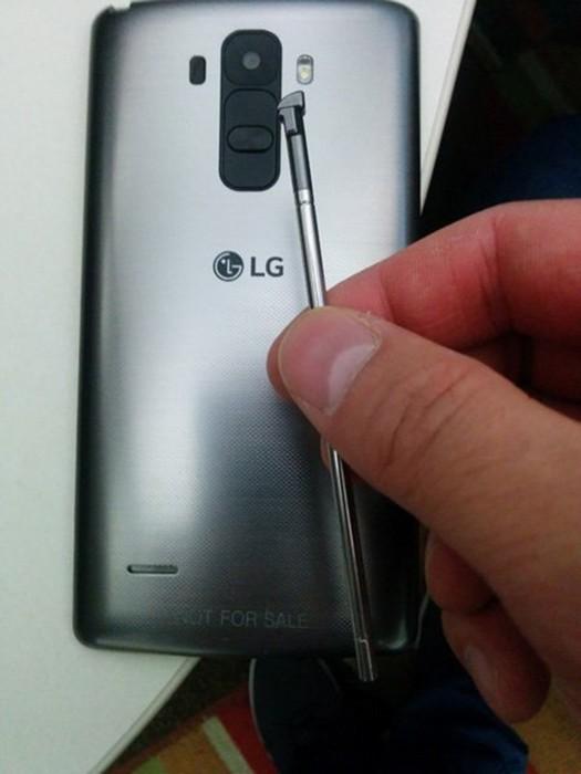 lg g4 note stylus