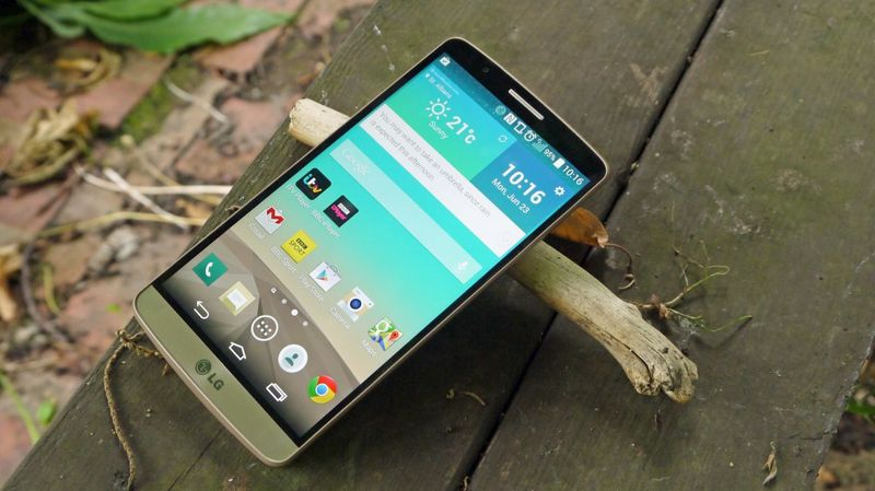 LG G4 processeur