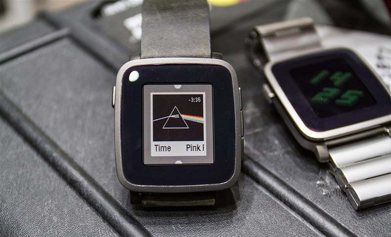 pebble time trois fois plus ventes apple watch