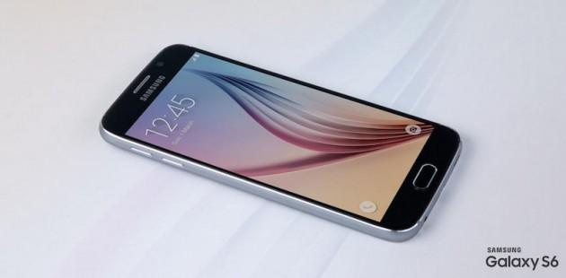 Galaxy S6  noir