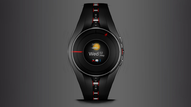 xiaomi smartwatch riposte apple watch