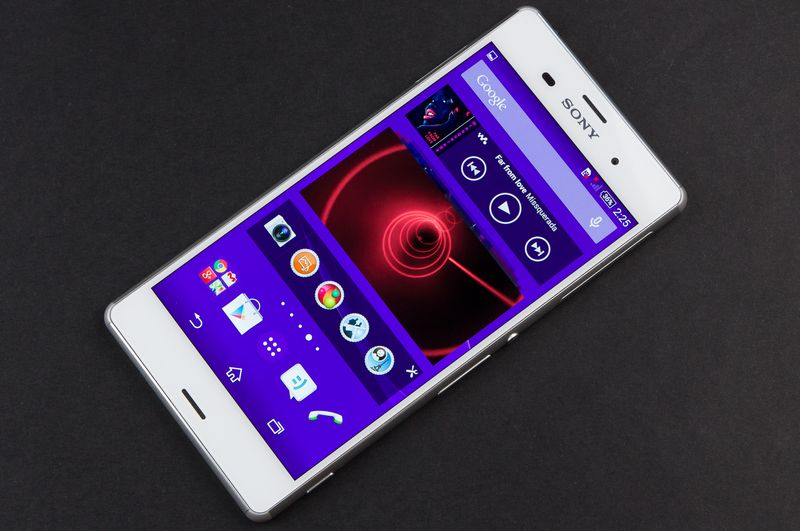 Sony Xperia Z3 mise à jour Android Lollipop