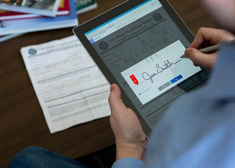 adobe document cloud gerer documents pdf tous appareils
