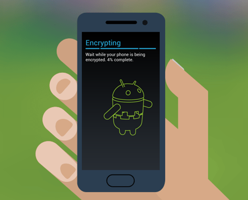 android lollipop google chiffrement defaut nsa fbi