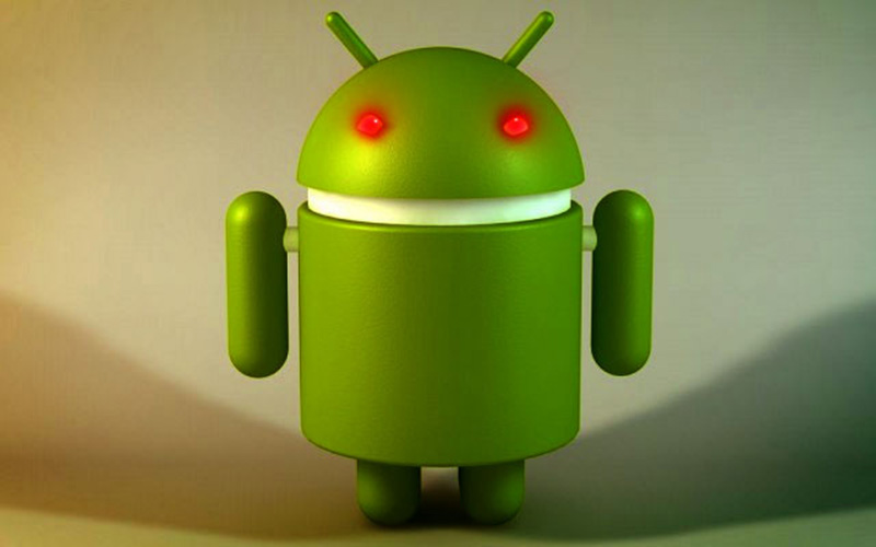 android malware application faille critique