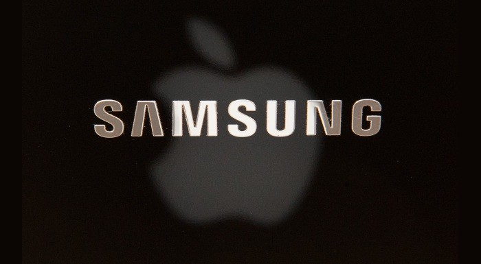 apple samsung puces