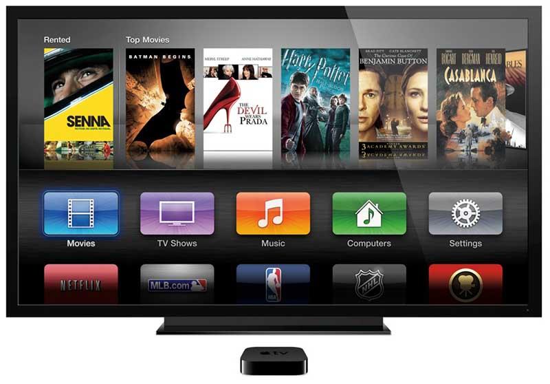 apple tv concurrencer box tv