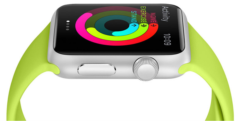 apple watch activite physique usage