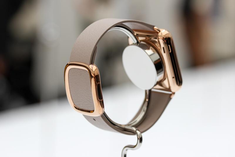 apple watch autonomie recharge