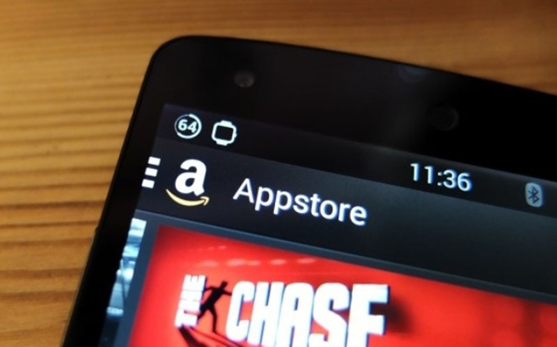 amazon app store blackberry