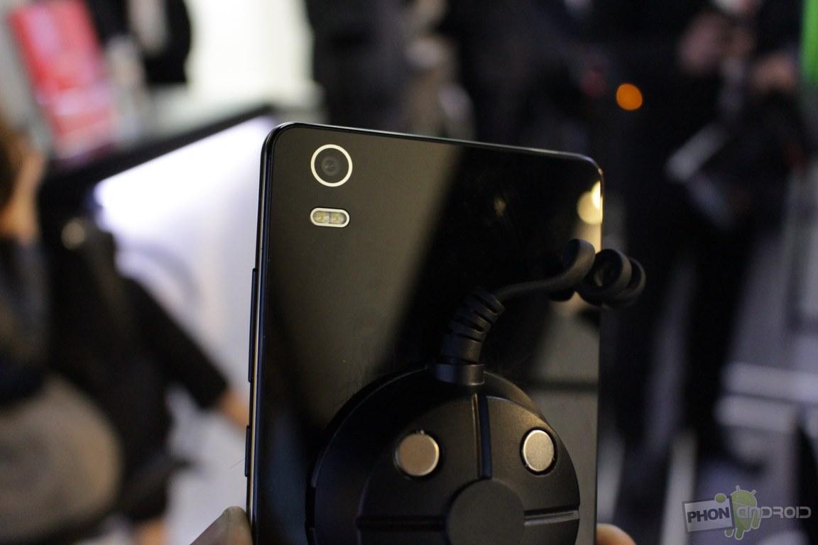 prise en main du BlackPhone 2