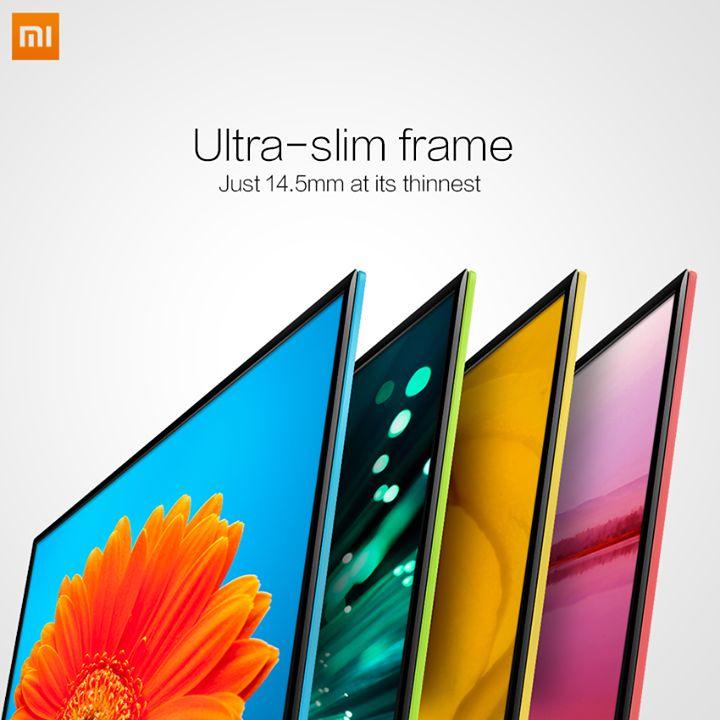 Xiaomi Mi TV 2 epaisseur
