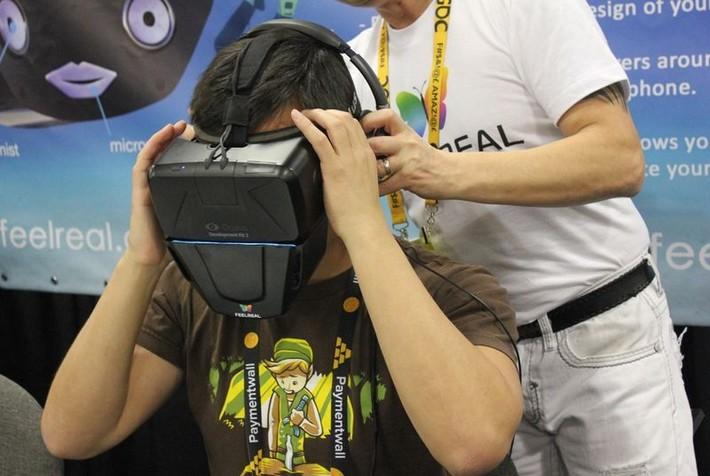 Feelreal, votre accessoire de réalité virtuelle