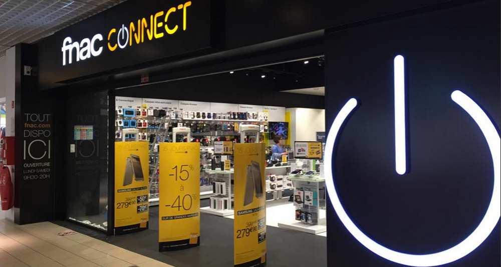 Fnac Connect dédié aux objets connectés