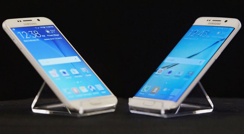Galaxy S6 S6 Edge batterie