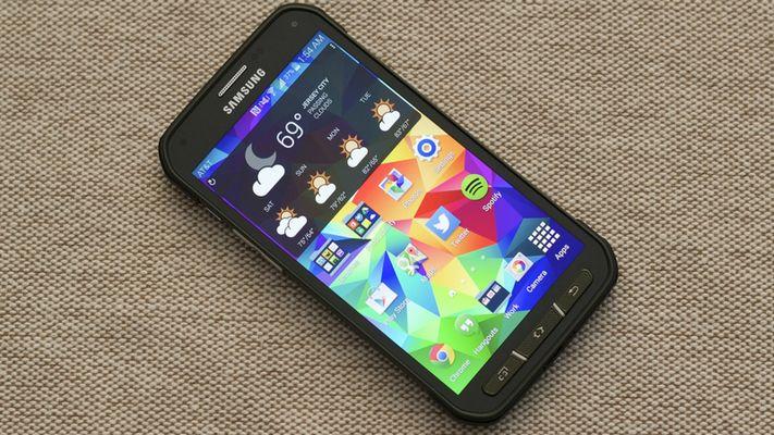 Galaxy S6 Active slot SD