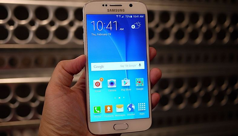 Galaxy S6 benchmarks