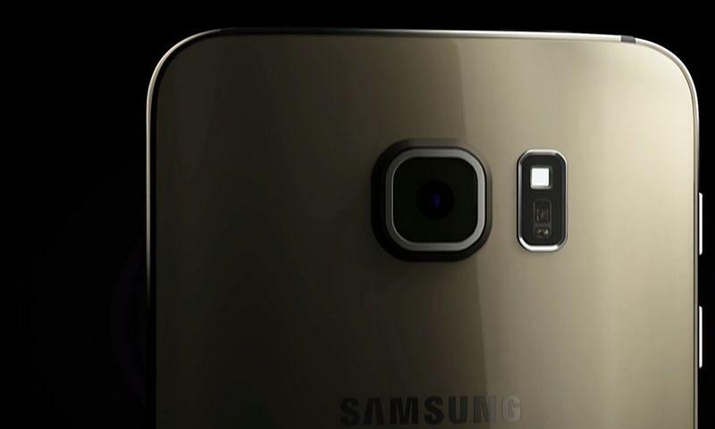 Galaxy S6 capteur photo mode Pro