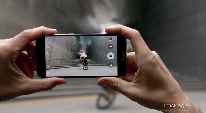 Galaxy S6 capteur photo auto-focus