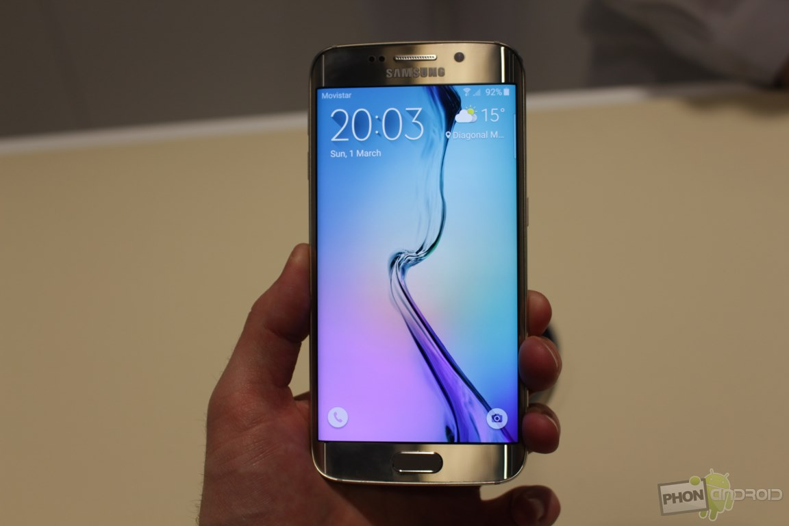 Galaxy S6 Edge vs Galaxy Note Edge