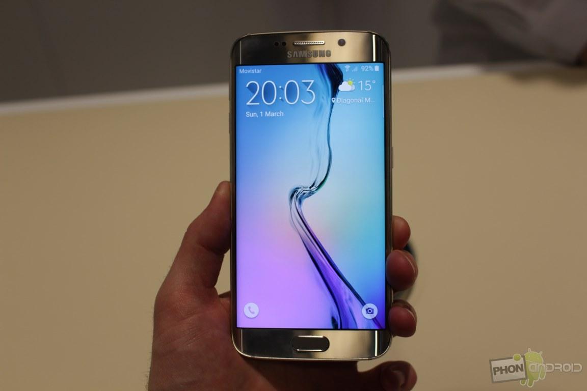 Galaxy S6 Edge vs Galaxy Note Edge