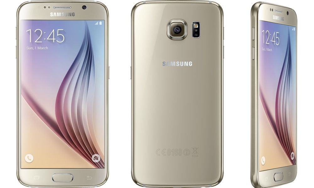 Galaxy S6 officiel