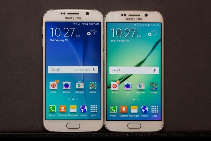 Galaxy S6 précommandes