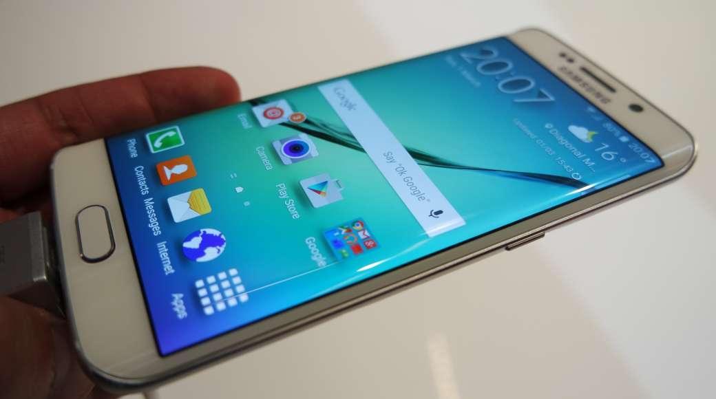Galaxy S6 Tizen