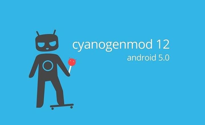 Galaxy Note 4 avec CyanogenMod 12