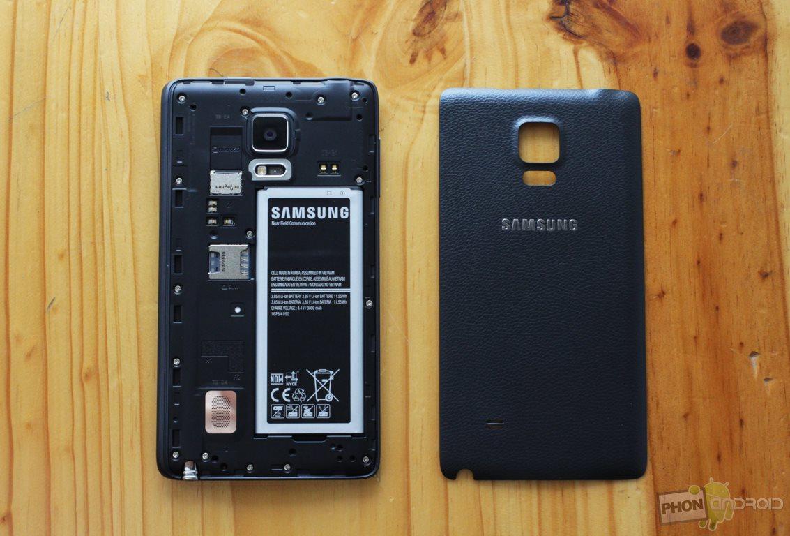Galaxy Note Edge batterie