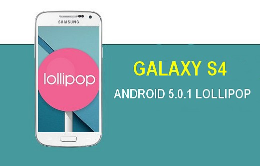galaxy s4 android lollipop une