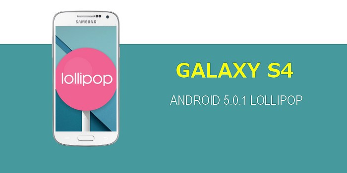 galaxy s4 android lollipop