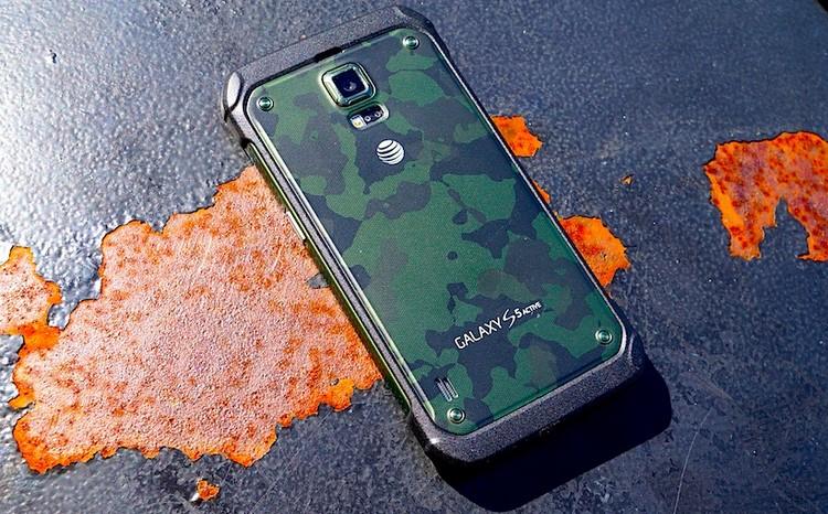 Le Galaxy S5 Active pourrait être moins cher que le normal