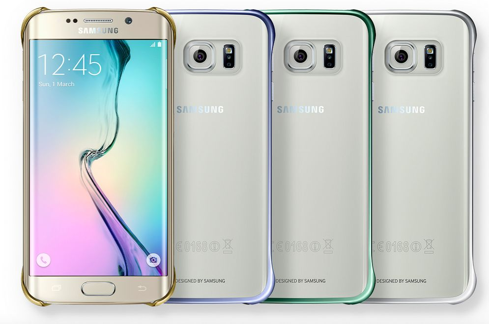 Galaxy S6 coque transparente