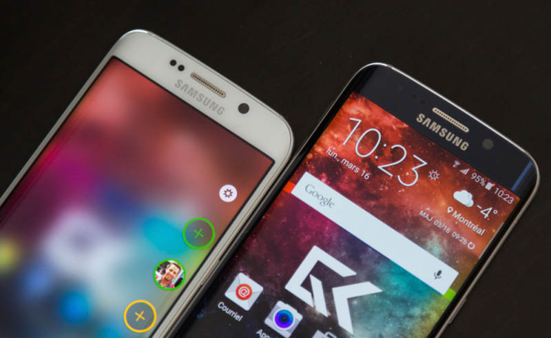 galaxy s6 faire mal iphone 6 2eme trimestre