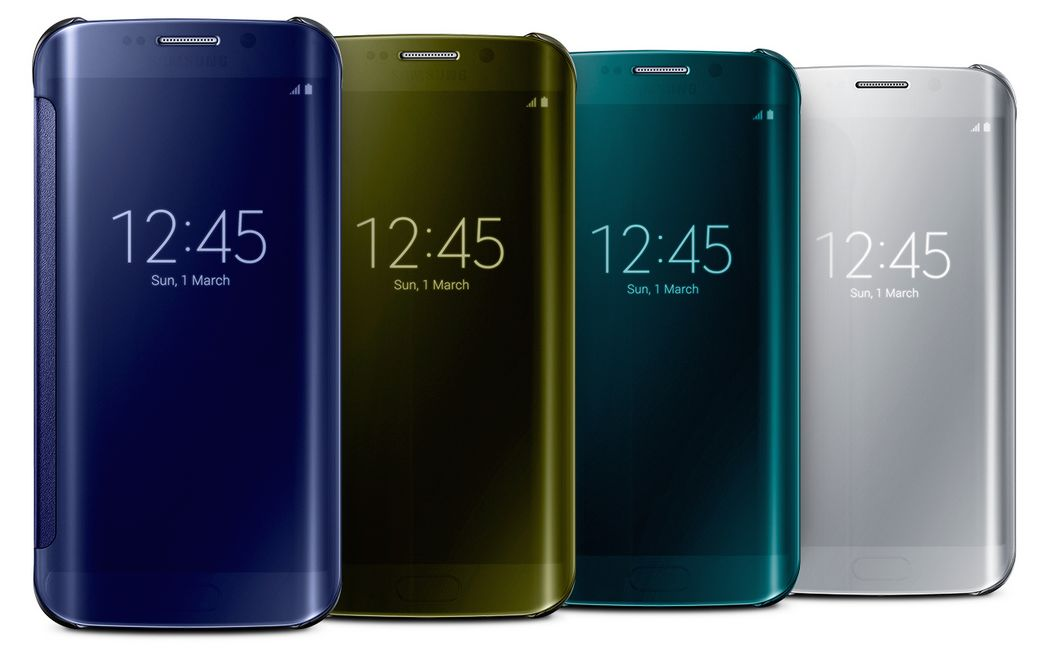 Galaxy S6 housse