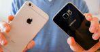 Galaxy S6 iPhone 6 Plus capteur photo