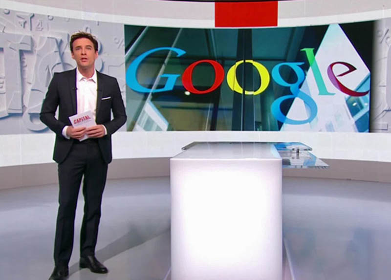 google m6 capital reportage