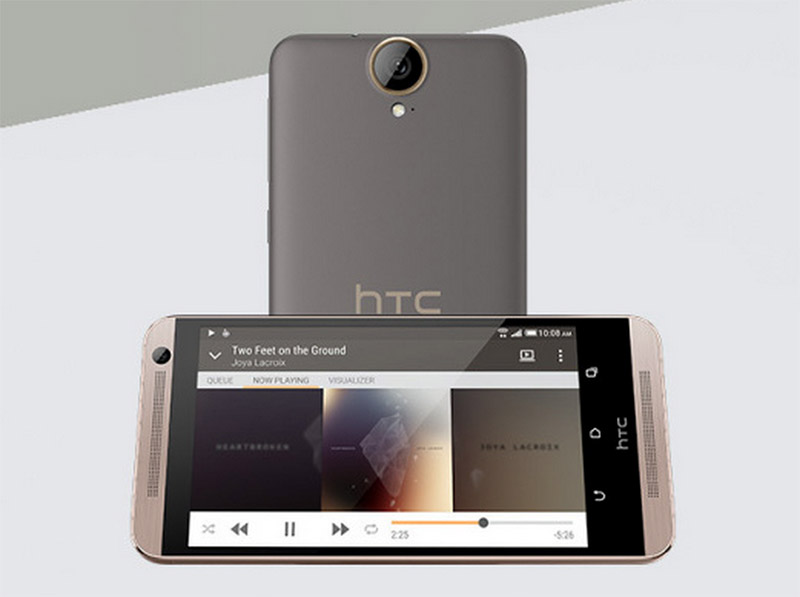 htc one e9 plus ecran QHD