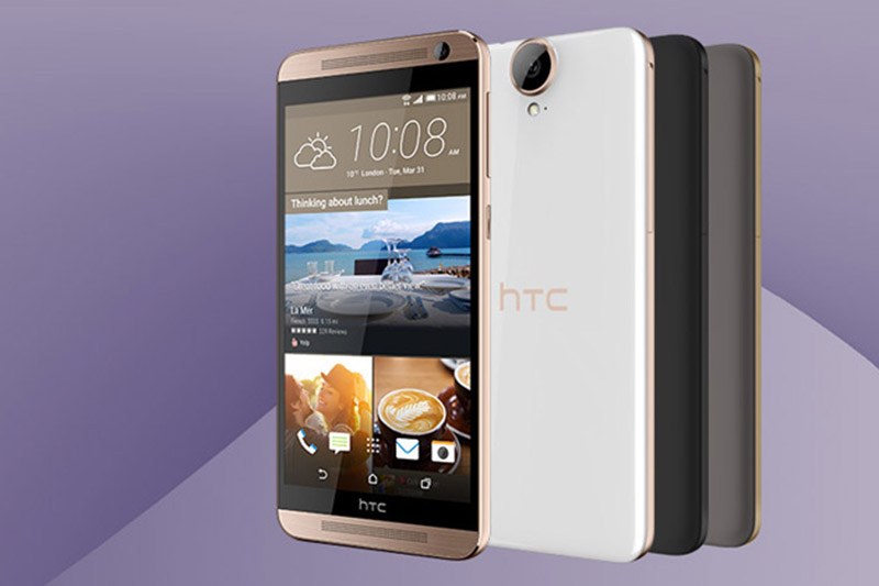 htc one e9 plus officiel