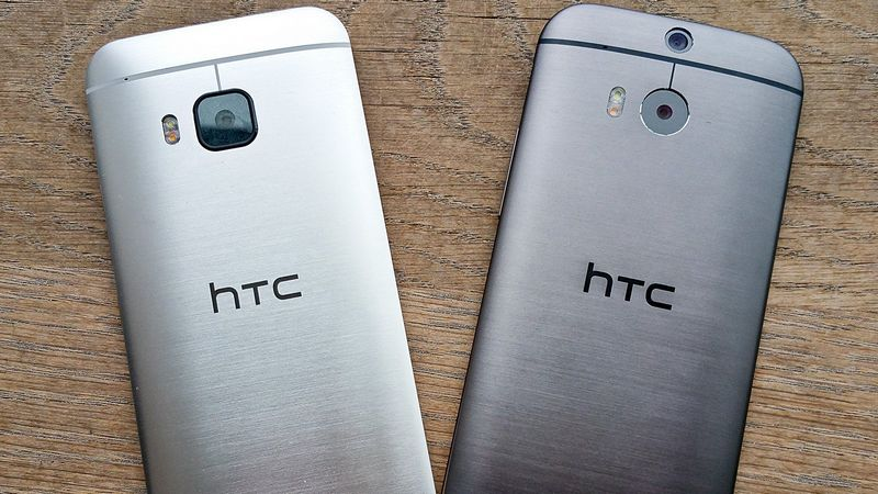 comparatif capteur photo HTC One M9 vs M8