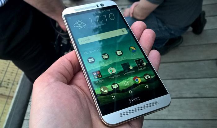 HTC One M9 HTC Sense 7