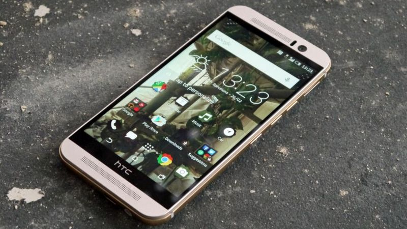 HTC One M9 slot SD